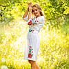 Сукні з вишивкою хрестиком - Мальва, фото 2