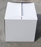 Тортовая упаковка квадратна 450х450х450, фото 3