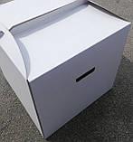 Тортовая упаковка квадратна 450х450х450, фото 2