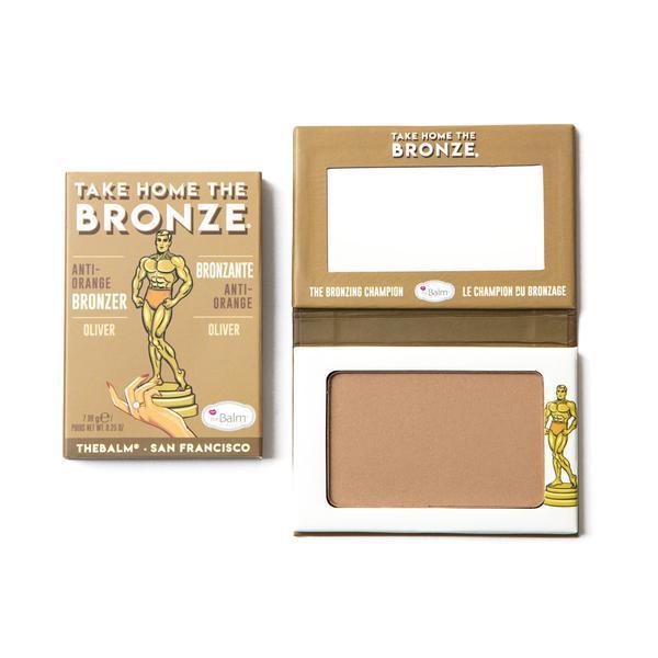 Бронзер the Balm Take Home the Bronze Anti-Orange Bronzer