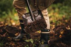 Как выбрать лопату Fiskars для огорода?