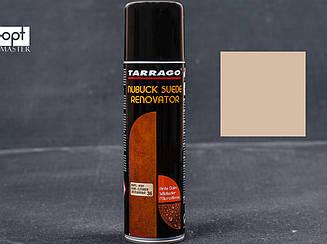 Краска-аэрозоль для замши Tarrago Nubuck Suede Renovator, 250 мл,  цв. слоновая кость
