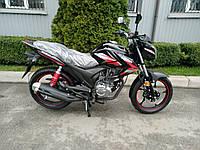 Мотоцикл Loncin JL150-68 CR1 II BLACK