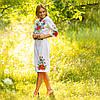 Платье с орнаментом - Мальва, фото 4