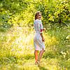 Платье с орнаментом - Мальва, фото 5