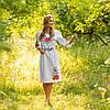 Платье с орнаментом - Мальва, фото 6