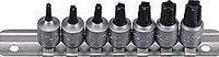 Инструмент TJG A1016 Набор головок со вставкой (5 лучей) 7 предметов  STAR