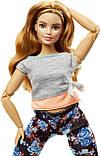 Кукла Барби Йога с золотыми волосами из серии Занятия фитнесом Barbie Doll, Multicolor, фото 5
