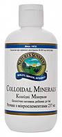Коллоидный раствор минералов НСП Colloidal Minerals NSP - 236.5 мл - NSP, США