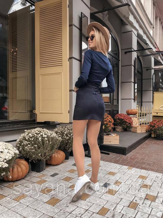 женская юбка батал