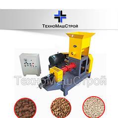 Экструдер для производства корма для домашних животных ЭШК-50
