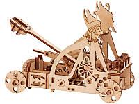 Дерев'яний Конструктор Катапульта. Wood trick пазл. 100% ГАРАНТІЯ ЯКОСТІ (Опт,дропшиппинг), фото 1