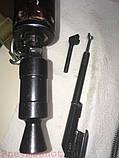 ММГ АКС-74У -автомат Калашникова (5,45-мм зі складним убік металевим прикладом) макет, фото 6