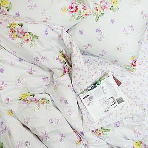 Комплект постельного белья Viluta сатин 302, фото 2
