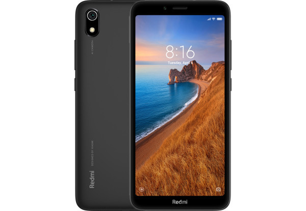 Черный Xiaomi Redmi 7A 2/16GB .