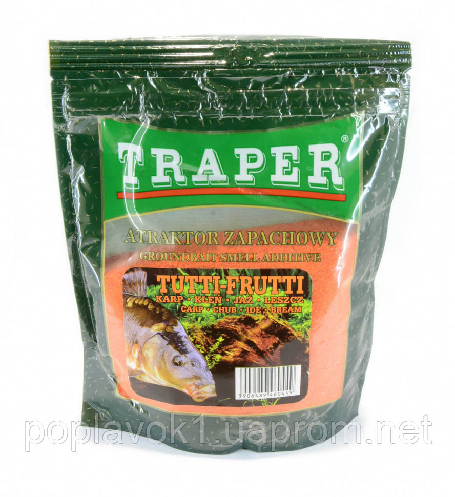 Аттрактант Traper 250г (Tutti - Frutti (Тути-фрути) )