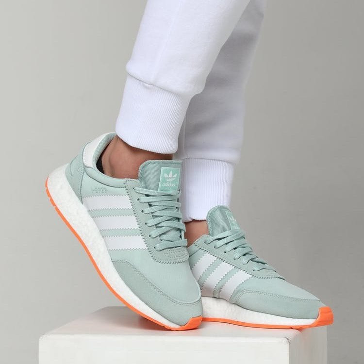 Кроссовки оригинал Adidas I-5923 (INIKI)  B37974 40 (26.5 см)
