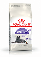 Royal Canin Sterilised 7+ (Роял КанинСтерилизед 7+) сухой корм для стерилизованных кошек старше 7 лет 0.4 кг