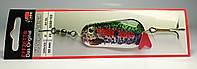 Блесна DAM Effzett Super Natural Blinker 22 г Rainbow Trout