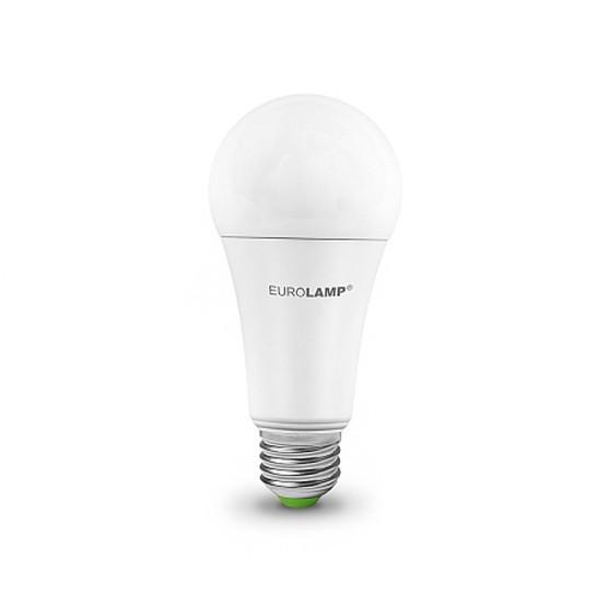 """LED Лампа Eurolamp ECO серия """"P"""" A75 20W 3000K"""