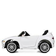Дитячий електромобіль Bentley M 4109EBLR-1 білий Гарантія якості Швидка доставка, фото 4