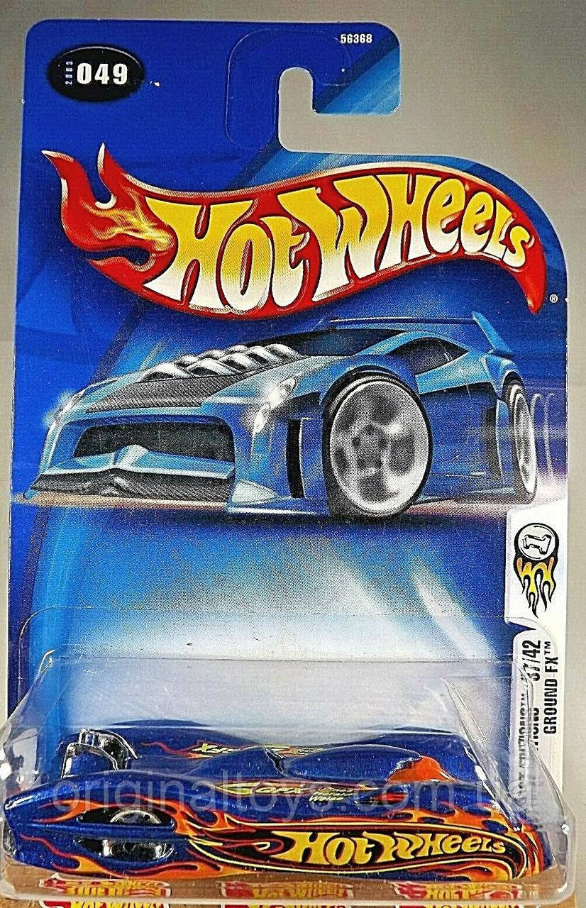 Базовая машинка Hot Wheels Ground FX