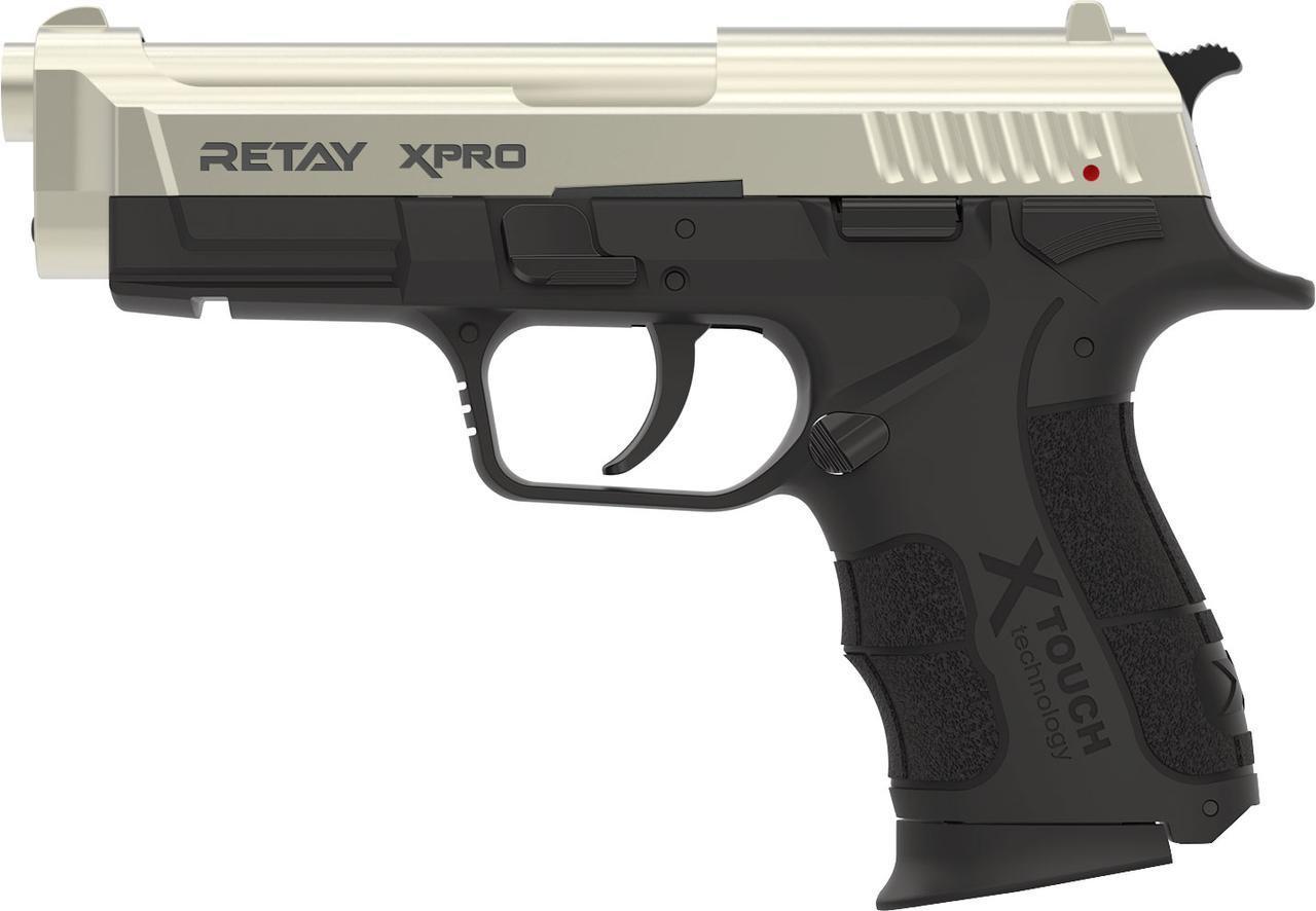 Пистолет стартовый Retay Xpro. Цвет - satin   R570530S