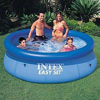 Бассейн Easy Set Pool 28110 (56970) Intex (244х76 см)