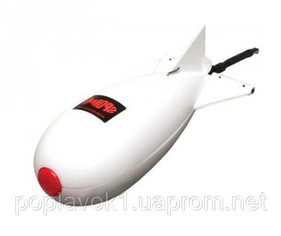 Ракета для прикармливания Spomb White