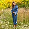 Платье с вышивкой купить - Мереживо, фото 2