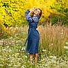 Платье с вышивкой купить - Мереживо, фото 3