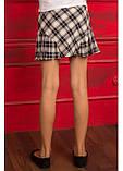Юбка-шотландка на девочку (6-12 лет), фото 4