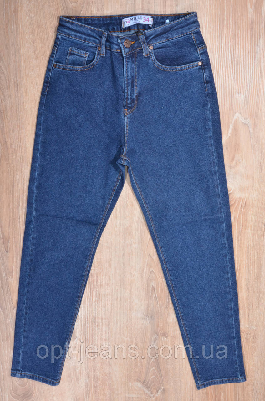 MIELE джинсы женские MOM (27-32/6шт.) Осень 2019