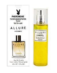 Тестер мужской 45 мл.Chanel Allure Homme