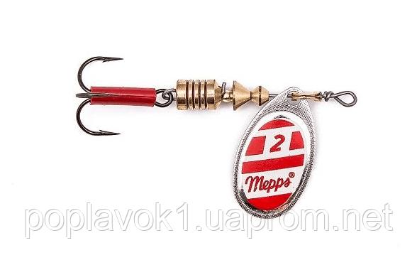 Блесна Mepps Aglia Polonia (серебро 2/4,5г)