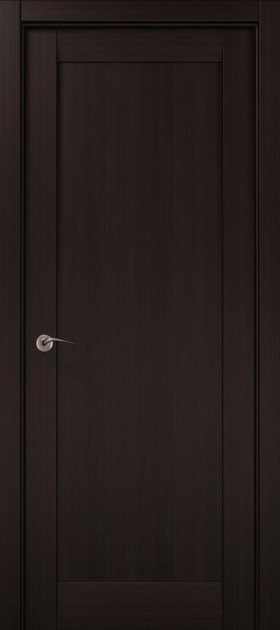 Двери Папа Карло Millenium ML-00F  Венге 2000х610х40
