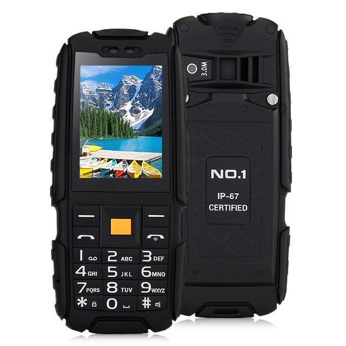 NO.1 A9 black