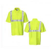 CoolMax светоотражающая футболка-polo полиции Великобритании. Оригинал.