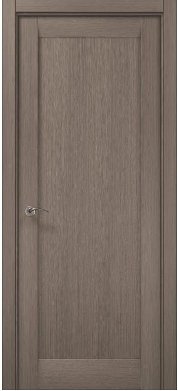 Двери Папа Карло Millenium ML-00F Дуб кремовый 2000х710х40