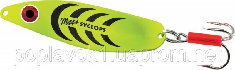 Блесна Mepps Syclops (Салатовый 3/26g)
