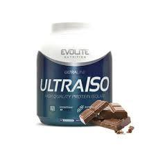 Протеин Evolite Nutrition UltraIso  2270g (Vanilla)