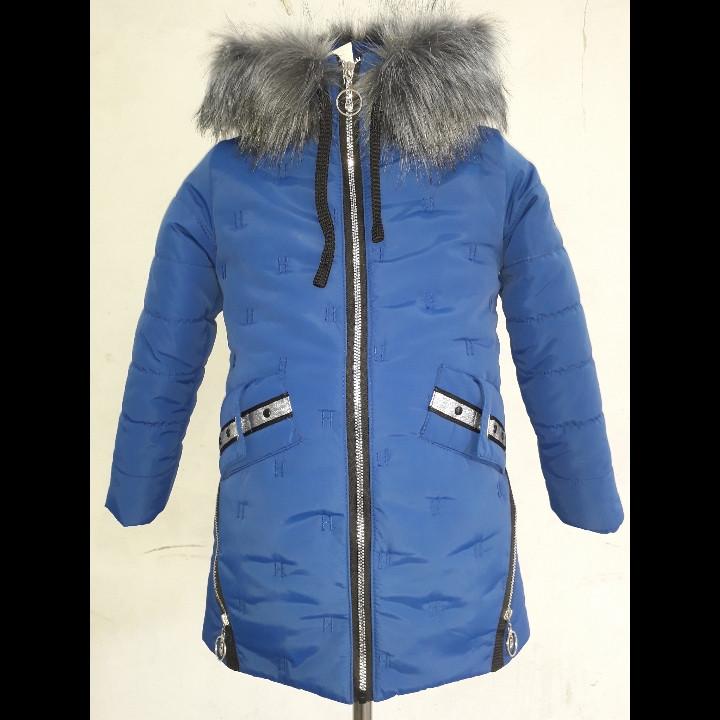 Куртка зимняя для девочек Д15