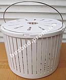 Стиральная машинка с отжимом HILTON MWA 3102, фото 8