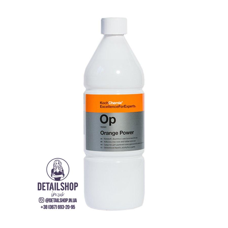 KOCH CHEMIE ORANGE-POWER  Специальный, быстро проникающий и очищающий продукт.