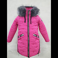 Зимняя куртка Д15 для девочек
