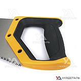 Ножовка по дереву 400 мм с пластиковой 2-х компонентной рукояткой | СИЛА 320503, фото 4