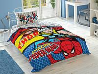 Детское/подростковое постельное белье TAC Disney Marvel Comics Рaнфорс