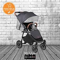 COLETTO NEVIA прогулочная коляска Dark Grey Темно-серый, фото 1