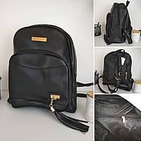 Городской мини-рюкзак для девочки подростка 33*24*12 см