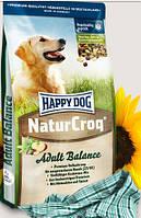 Happy Dog  Хеппи Дог корм NaturCroq Adult Balance корм для собак с нормальными потребностями в энергии 15 кг